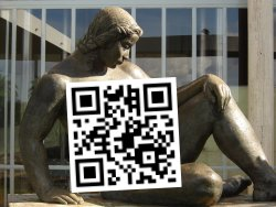The Naked QR Code