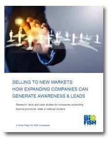 Selling to New Markets: How Expanding Companies Can Generate Awareness & Leads