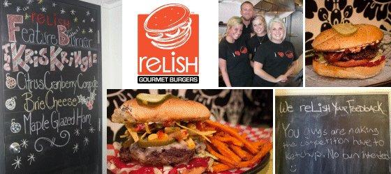 Relish Gourmet Burgers - Photos